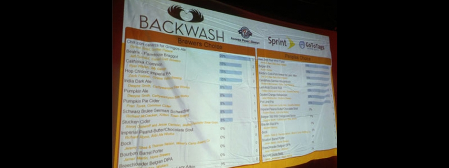 backwash nfc beer