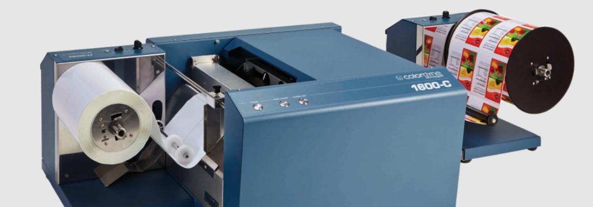 colordyne memjet inkjet packexpo print nfc label tag printer color ink roll digital
